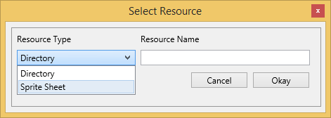 ResourceSelection